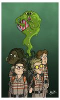 Ghostbusters 2016 by stayte-of-the-art