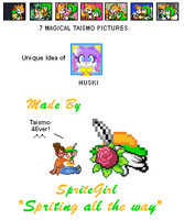 7 magical Taismo pictures by SpriteGirl