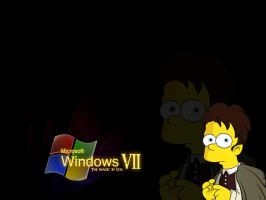 Bart for Windows 7 by maryjuver