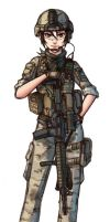 Deployment Kit by NDTwoFives