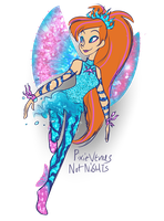 Bloom Sirenix by NotNights