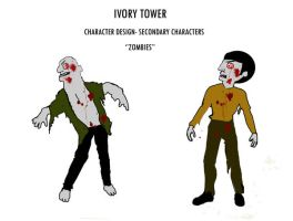 2ndry characters Ivorytower by stranger-than-me