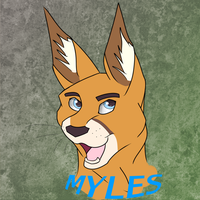 Myles Bust by Bexis
