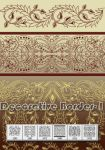 Decorative Border-I by designersbrush