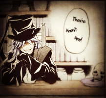 Undertaker~ They're Aren't Any! by UndertakersDemoness