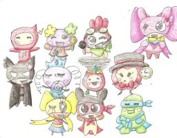 Herotchis by Chenanigans
