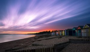 Postcard from Calshot by Yoohaz