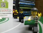 LEGO Personas: Tobuscus Heely Cops Chase by WorldwideImage