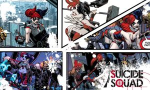 Suicide Squad New 52 Wallpaper by FlaimerFollett