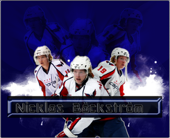 Nicklas Backstrom by Vanessa28