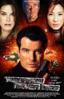 Tomorrow Never Dies Poster by MadPorra