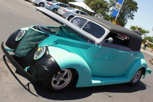 37 Ford Cabriolet by StallionDesigns