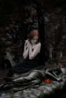 Lonely child by MorbidMorticia