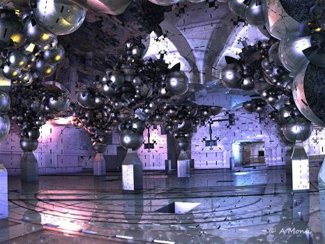 Neuronal room by syrius6
