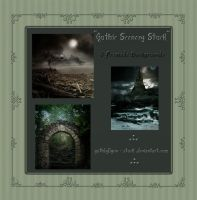 Gothic-Scenery-Stock-by-GothLyllyOn-Stock by GothLyllyOn-Sotck