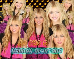 15 png Hannah Montana by Sandylovemiley