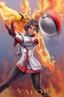 Candela - Team Valor by Adyon