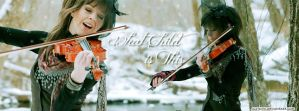 Lindsey Stirling_What Child is This by juztkiwi