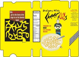 cereal box by gotsubverted