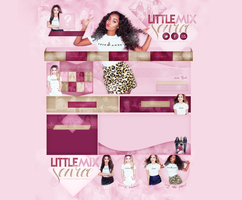 ORDERED DESIGN | LITTLEMIXSOURCE.BLOG.CZ by weniexplosions