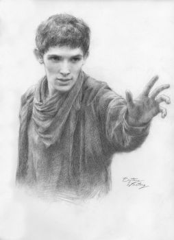 Merlin by lordofthepirates