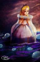 Alice in Wonderland by RootisTabootus