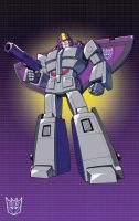 Astrotrain cartoon version by Dan-the-artguy