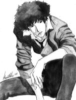 Spike Spiegel by MariaMisen