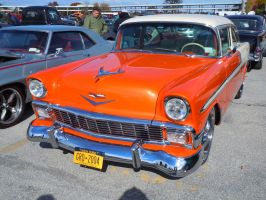 1956 Chevrolet Bel-Air II by Brooklyn47