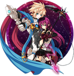 Elsword x OC - The Chaser and the Huntress by ChibiSalLina