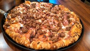 Barro's Large Mega Meat Pizza by BigMac1212