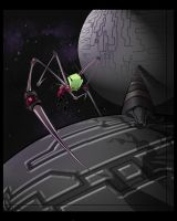 Step to Me -Invader Zim- by WhiteTreeFox