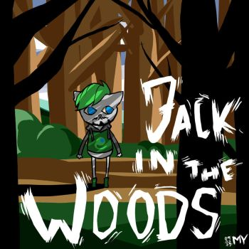 Jack in the woods by MikuYuuka