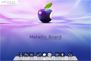 Metallic Board xWD 5.6 port by dpcdpc11