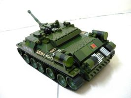 Russian WWII Tank Destroyer 5 by SOS101