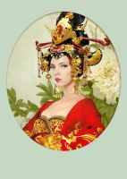 Masha - The Empress of China by klimbims
