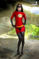 Violet Parr by cosplayerotica