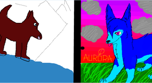 iScribble with Sully 1 by RunLikeDaaWind