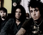 Papa Roach - Wallpaper by LucCcCy