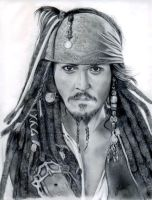 jack sparrow by gnux429