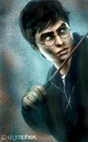Mr. Potter by arhumn