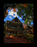 Fall Colors in Katonah by Emowolf87