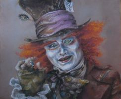 Mad Hatter by Sylwia25