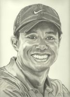Tiger Woods by donna-j