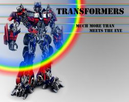 Optimus Prime by deviatedone