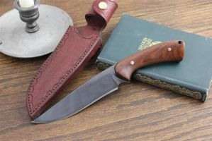 Slim Line Utility Cocobolo by NobleKnives