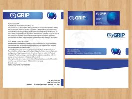 Grip stationary by syedmaaz