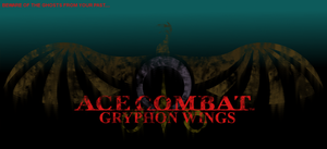 Ace Combat Gryphon Wings (Beta) by slowusaurus