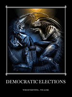 DEMOCRATIC ELECTIONS by acfierro