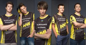 Natus Vincere Dota 2 by abadauy